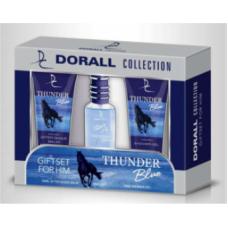 Dorall Collection Men's Gift Set - Thunder Blue