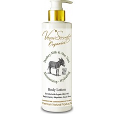 Venus Secrets Body Lotion Donkey Milk & Aloe Vera 250ml