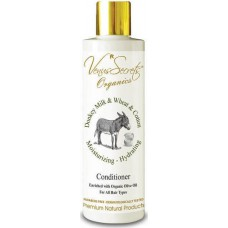 Venus Secrets Donkey Milk & Wheat & Cotton Moisturizing Hydrating Conditioner 250ml