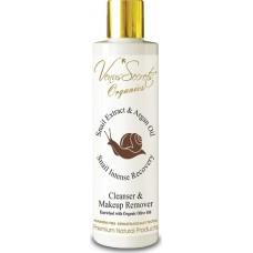 Venus Secrets Snail Extract & Argan Oil Cleanser & Make Up Remover 250ml