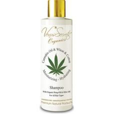 Venus Secrets Cannabis Oil & Wheat & Cotton Shampoo 250ml