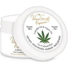 Venus Secrets Hair Mask Cannabis & Argan Oil 280ml