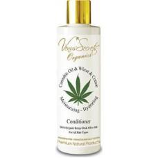Venus Secrets Cannabis Oil & Wheat & Cotton Moisturizing Hydrating Conditioner 250ml