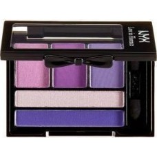 Nyx Professional Makeup Love In Florence Eyeshadow Palette Xoxo Mona
